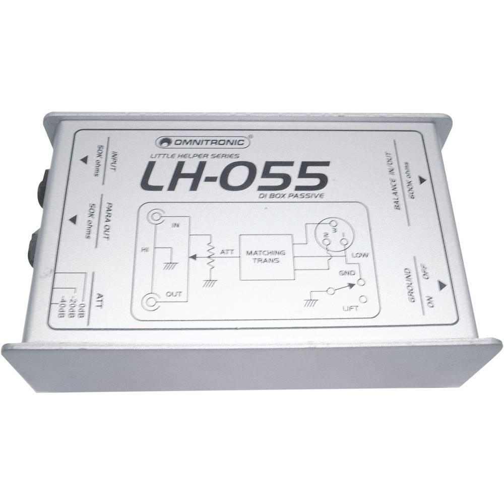 OMNITRONIC LH-055 DI-BOX PASIVNA
