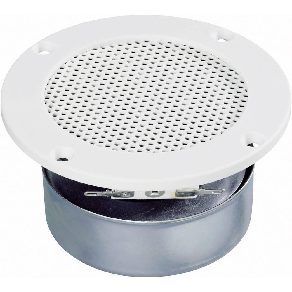 Ugradbeni zvučnik SpeaKa DL-1117 25 W 4 bijeli 1 kom