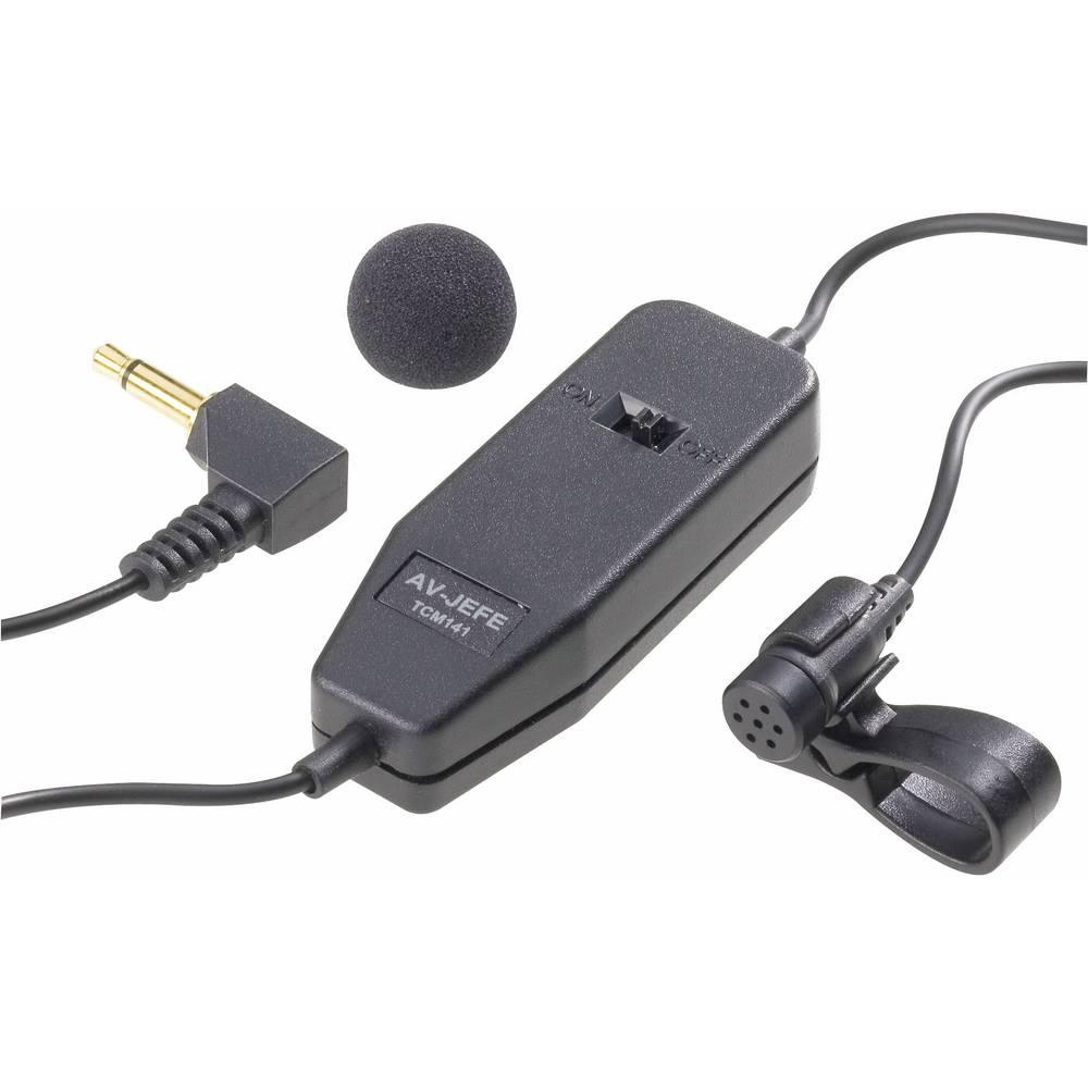 Kondenzatorski mikrofon s kopčom