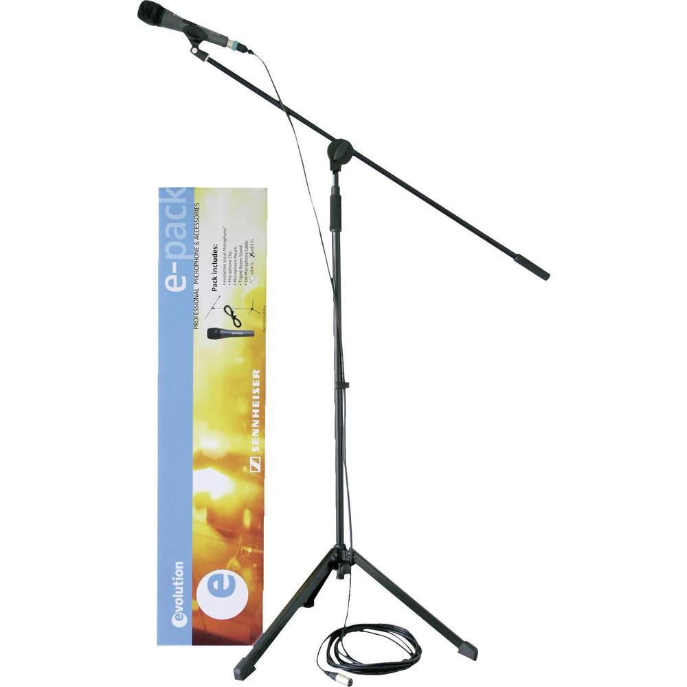 Komplet z mikrofonom Sennheiser E 835 S