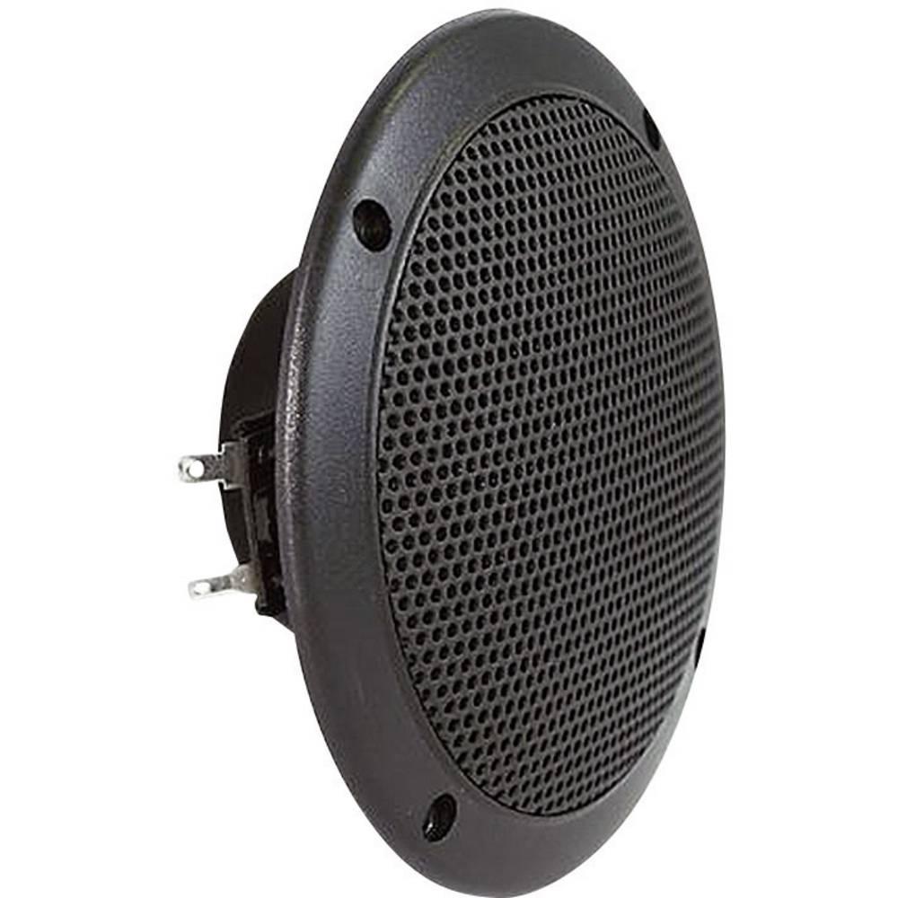 Širokopasovni zvočnik VisatonFR 13 WP, črne barve, 4 ohmi