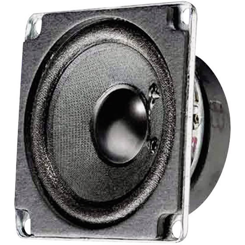 Širokopasovni zvočnik VisatonFRWS 5, 8 ohmov