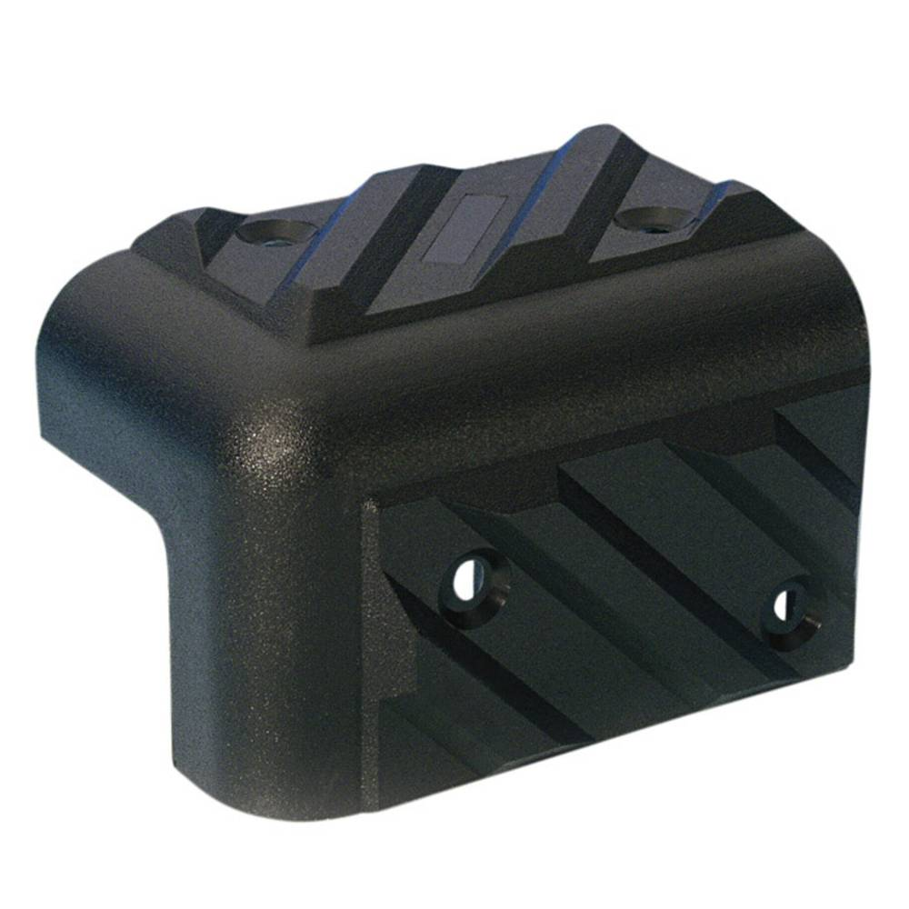 MCVOICE Kutni štitnik za glasbene kovčege, 4-dijelni komplet Mc Crypt
