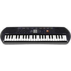 Keyboard Casio SA-77 Svart