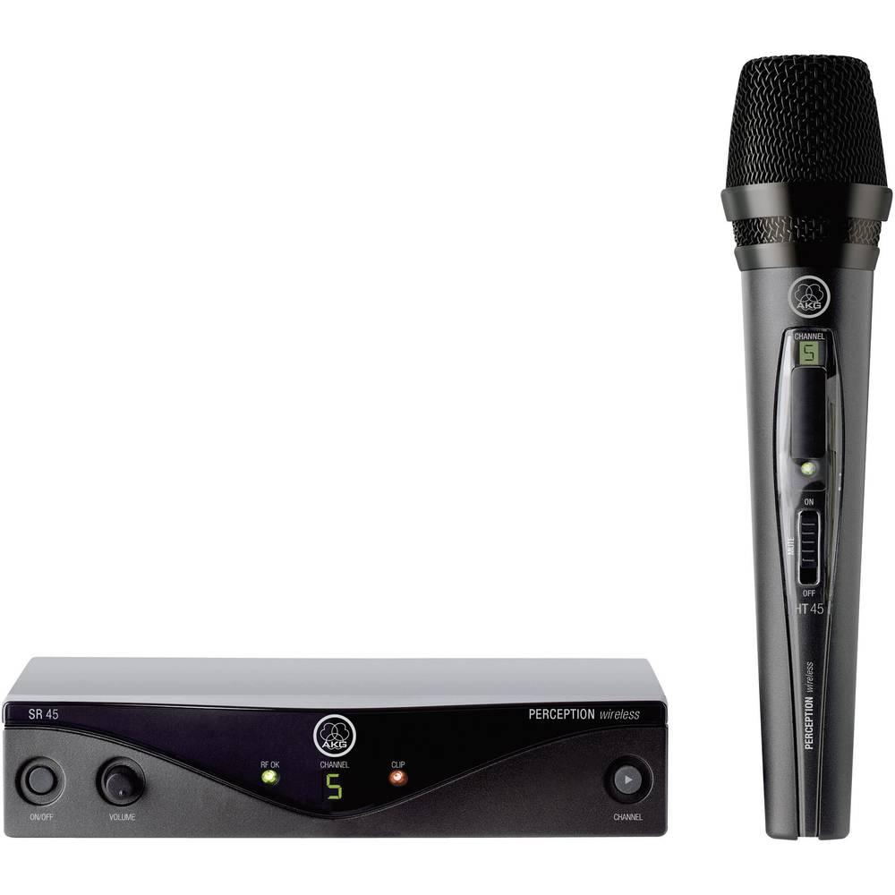 Komplet brezžičnega mikrofona AKG PW45 Vocal