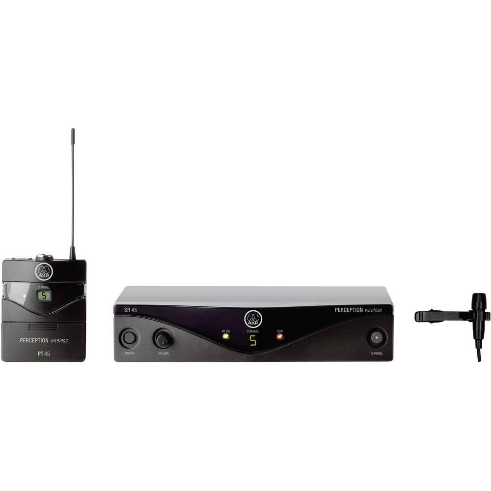 Komplet brezžičnega mikrofona AKG PW45 Presenter PW45PSETM