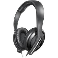 TV Hörlurar On-ear Sennheiser HD 65 TV Sladd Svart