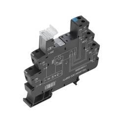 Relæsokkel 10 stk Weidmüller TRS 24VDC 2CO EMPTY Passer til serie: Weidmüller serie TERMSERIES (B x H x T) 12.8 x 90 x 88 mm