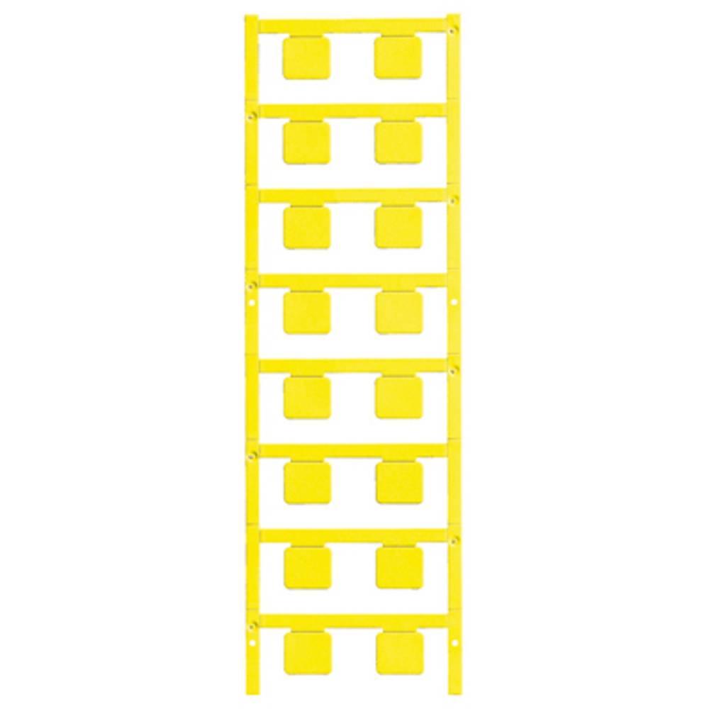 Makering af apparater Weidmüller CC 15/17 MC NE GE 1131930000 80 stk Antal markører 80 Gul