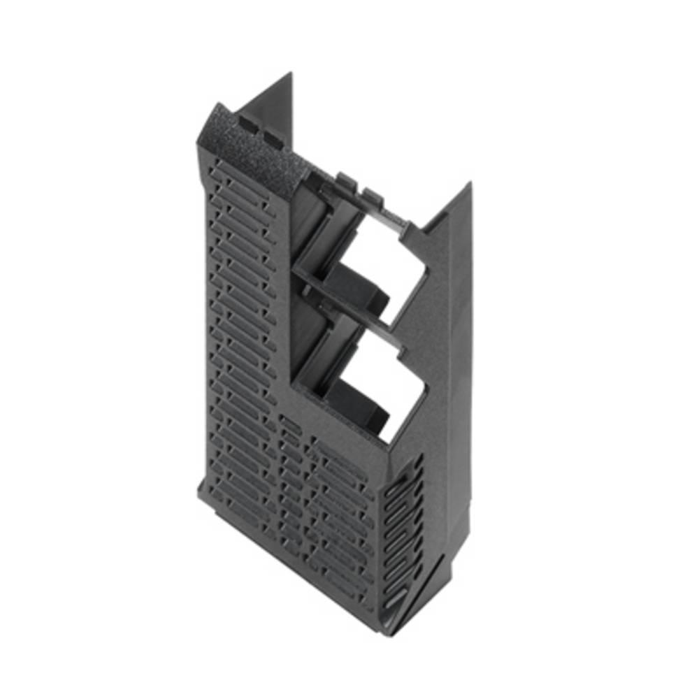 DIN-skinnekabinet sidedel Weidmüller CH20M45 S 3SC/2PSC BK 105.49 x 45 x 22.83 6 stk