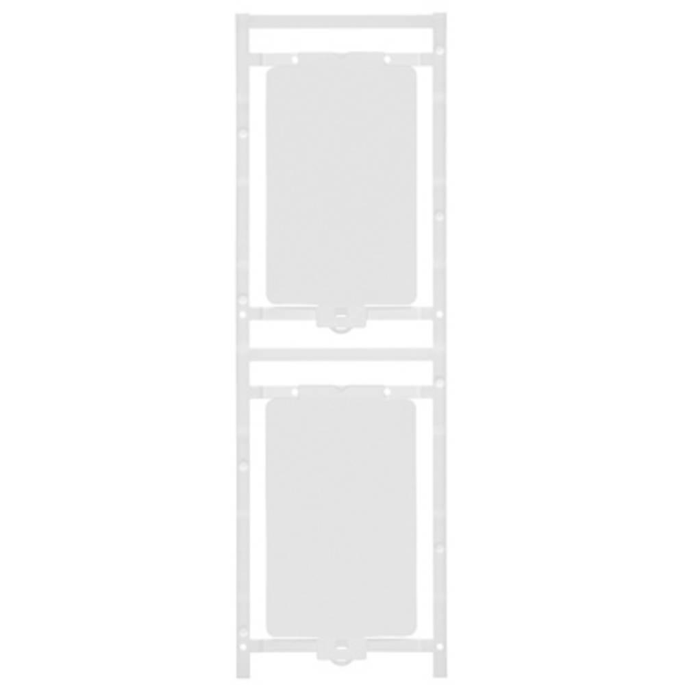 Makering af apparater Weidmüller CC 85/54 K MC NE WS 1138430000 10 stk Antal markører 10 Hvid