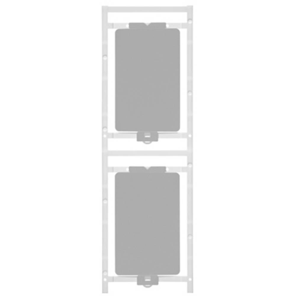 Makering af apparater Weidmüller CC 85/54 K MC NE GR 1138450000 10 stk Antal markører 10 Grå