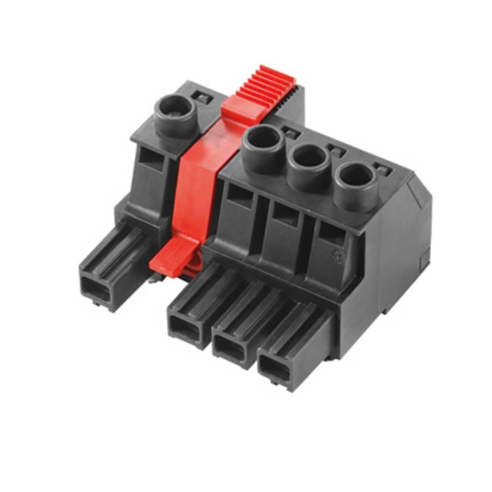 Vtični konektor za tiskana vezja Weidmüller 1156640000 vsebuje: 18 kosov
