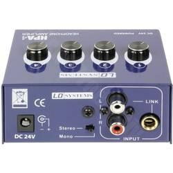 Ojačevalnik za slušalke LD Systems HPA4