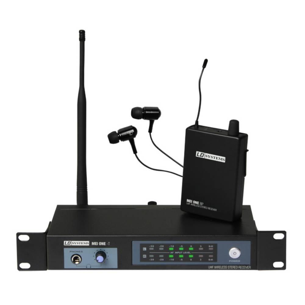 Ušesni monitoring sistem LD Systems MEI ONE 3