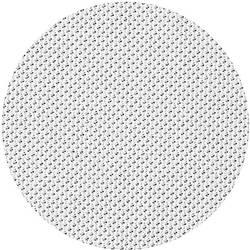 Posebno raztegljivo blago za zvočnike, 2 m, bele barve 12S58-2