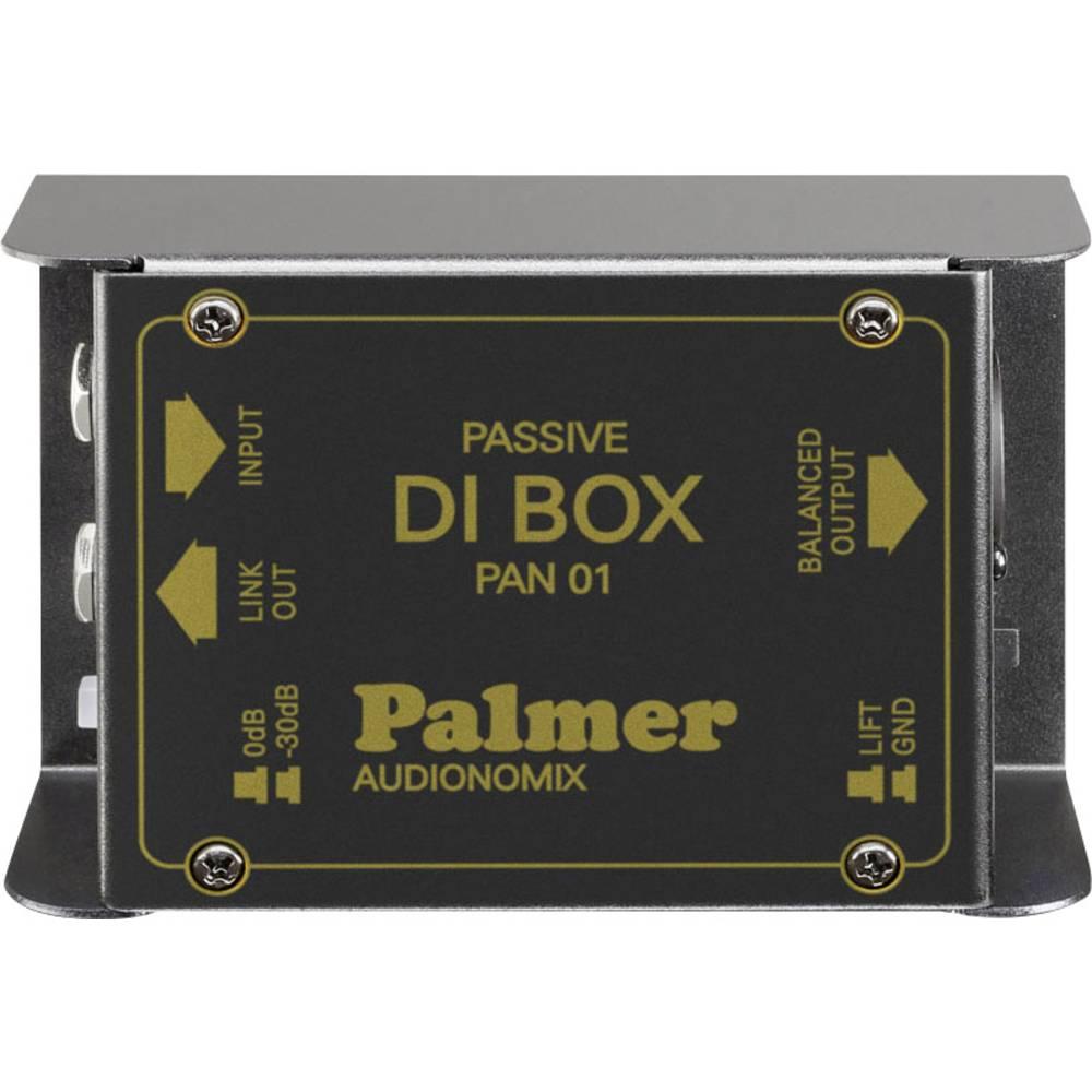 DI-Box Palmer Pro PAN01 Audionomix