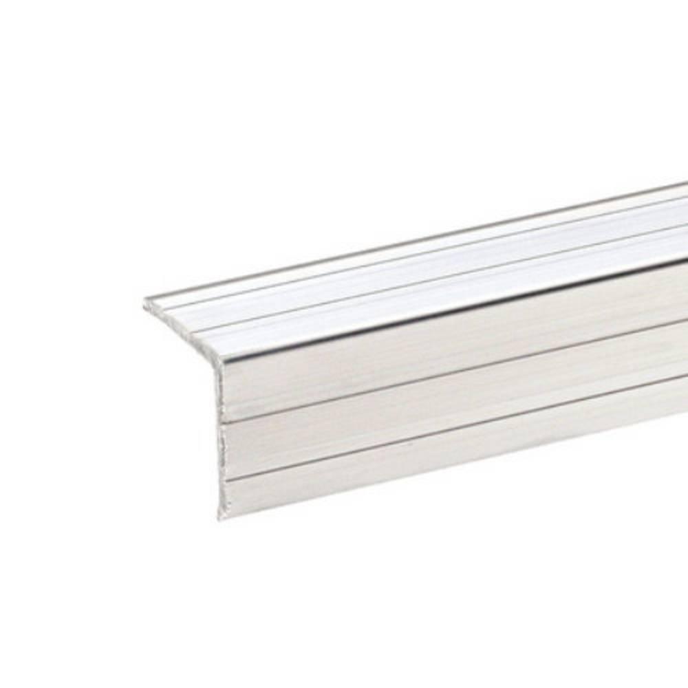 Aluminijasta zaščita za robove, 20 x 20 mm 6209 Adam Hall