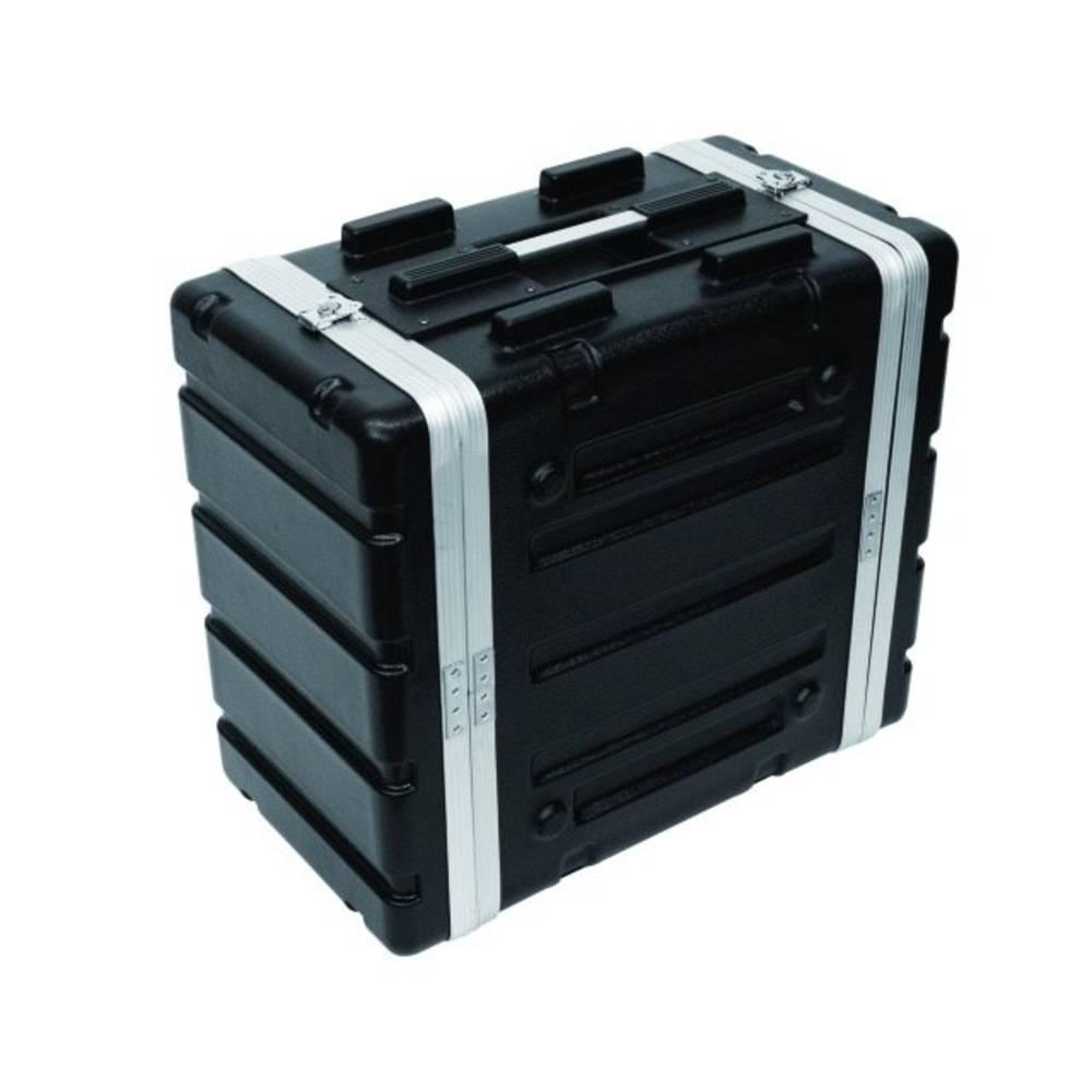 Potovalni kovček iz umetne mase 19, 6HE DD črn