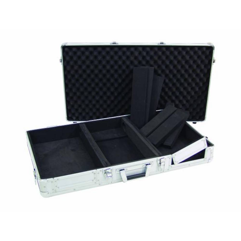 Kovček za univerzalno konzolo DIGI-1 2xCD/1xM-10 aluminijast