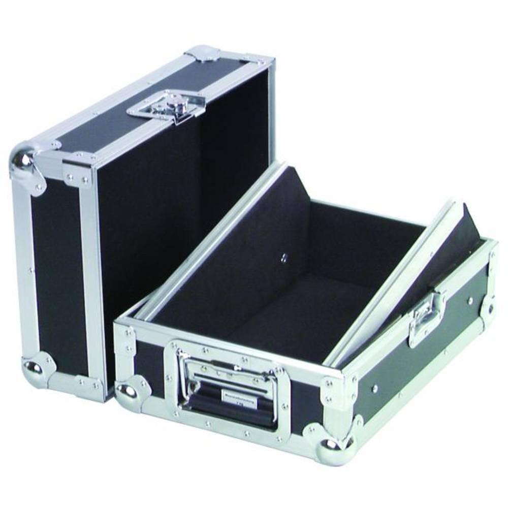 Kovček za mešalno mizo Road MCR-10 nagnjen, črn