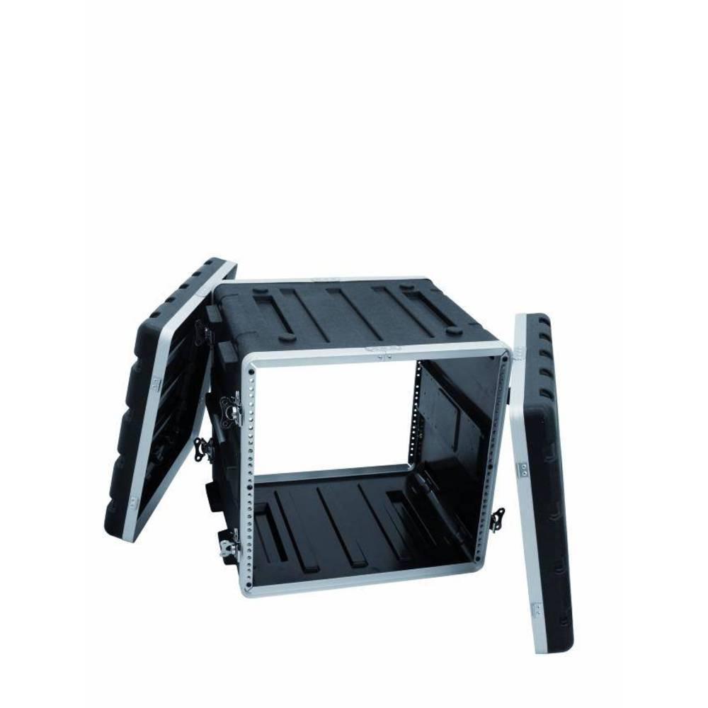 Potovalni kovček iz umetne mase 19, 10HE DD črn