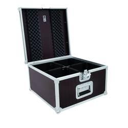 Väska 31000700 (LxBxH) 485 x 485 x 310 mm Brun, Silver