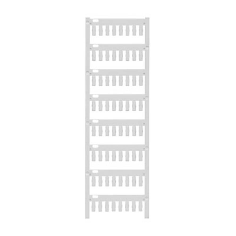 Ledermarkør Weidmüller TM-I 12 NE MC OR 1164190000 320 stk Antal markører 320 Orange