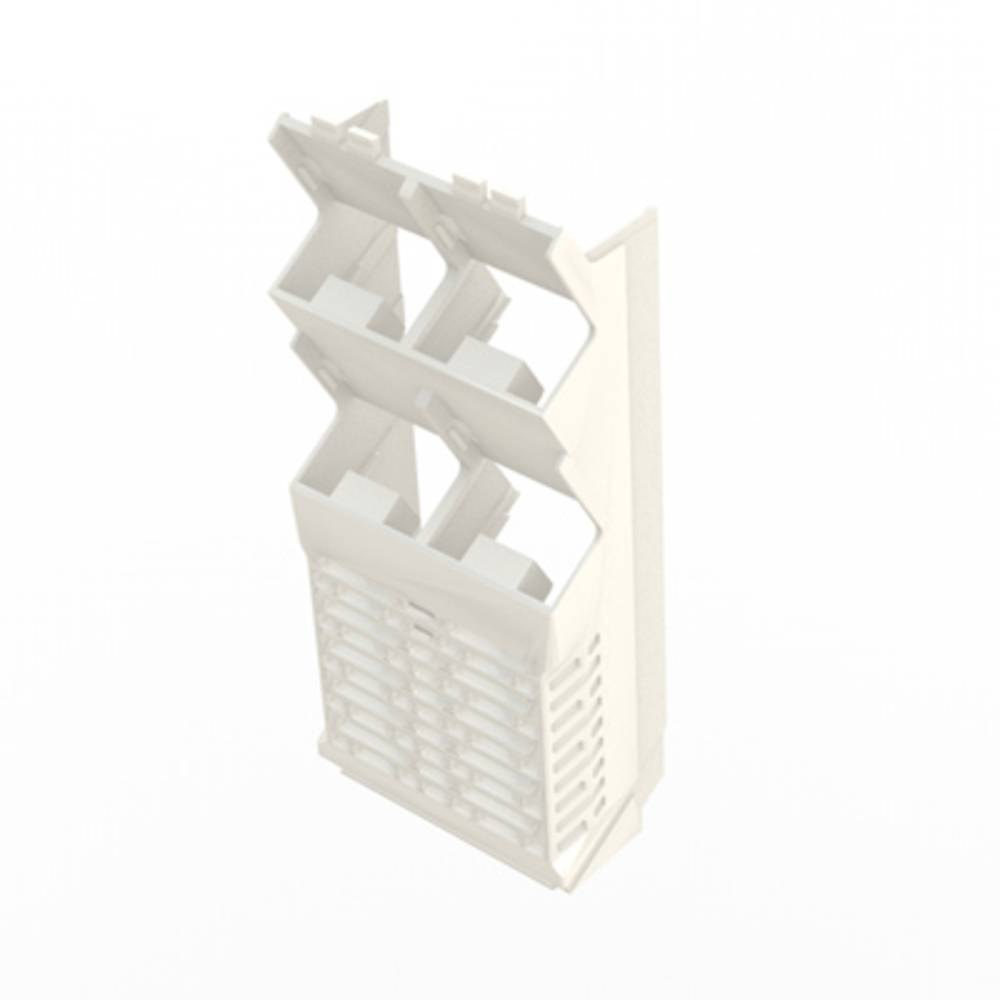 DIN-skinnekabinet sidedel Weidmüller CH20M45 S 2PSC/2PSC LGY 105.49 x 45 x 22.83 6 stk
