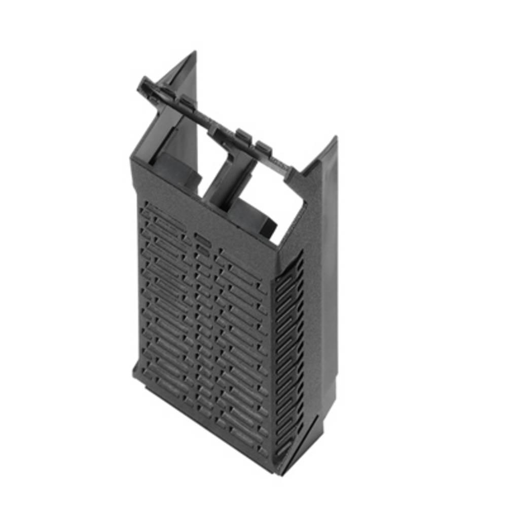DIN-skinnekabinet sidedel Weidmüller CH20M45 S P2SC/P2SC BK 105.49 x 45 x 22.83 6 stk
