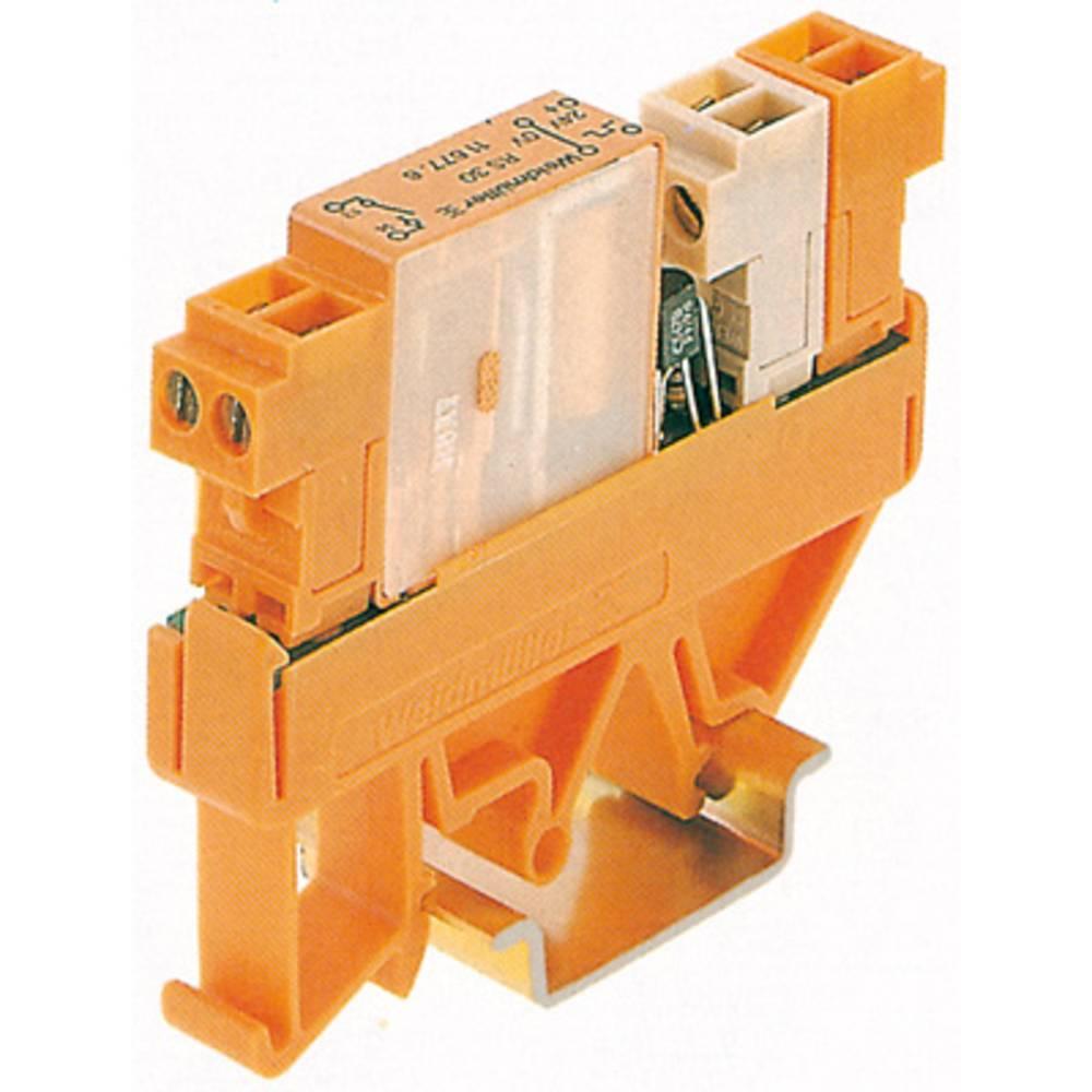 Relaisplatine (value.1292961) 10 stk Weidmüller RS 30S 24VDC LD 1U 1 Wechsler (value.1345271) 24 V/DC