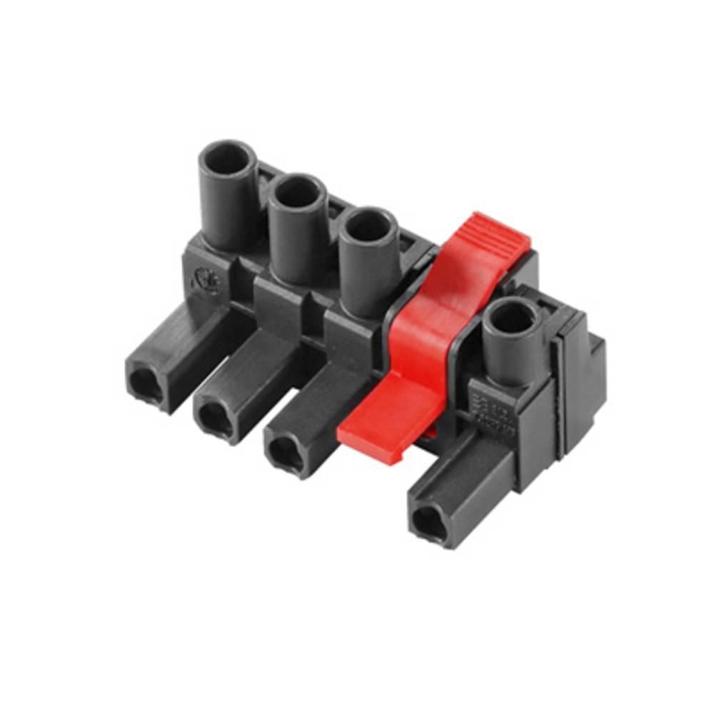 Vtični konektor za tiskana vezja Weidmüller 1173500000 vsebuje: 50 kosov