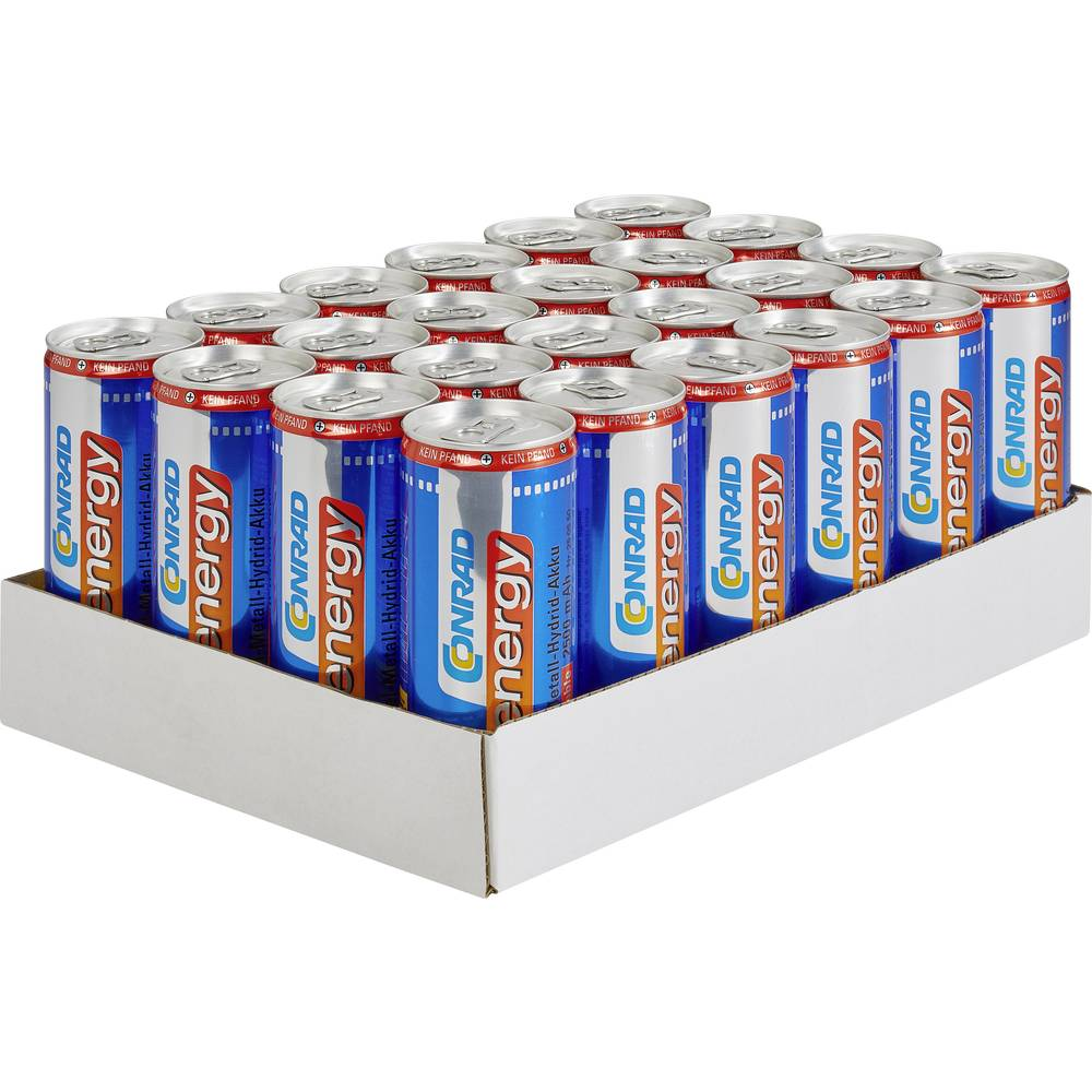 Conrad Energy Drink 24 v paketu (24x 250ml)