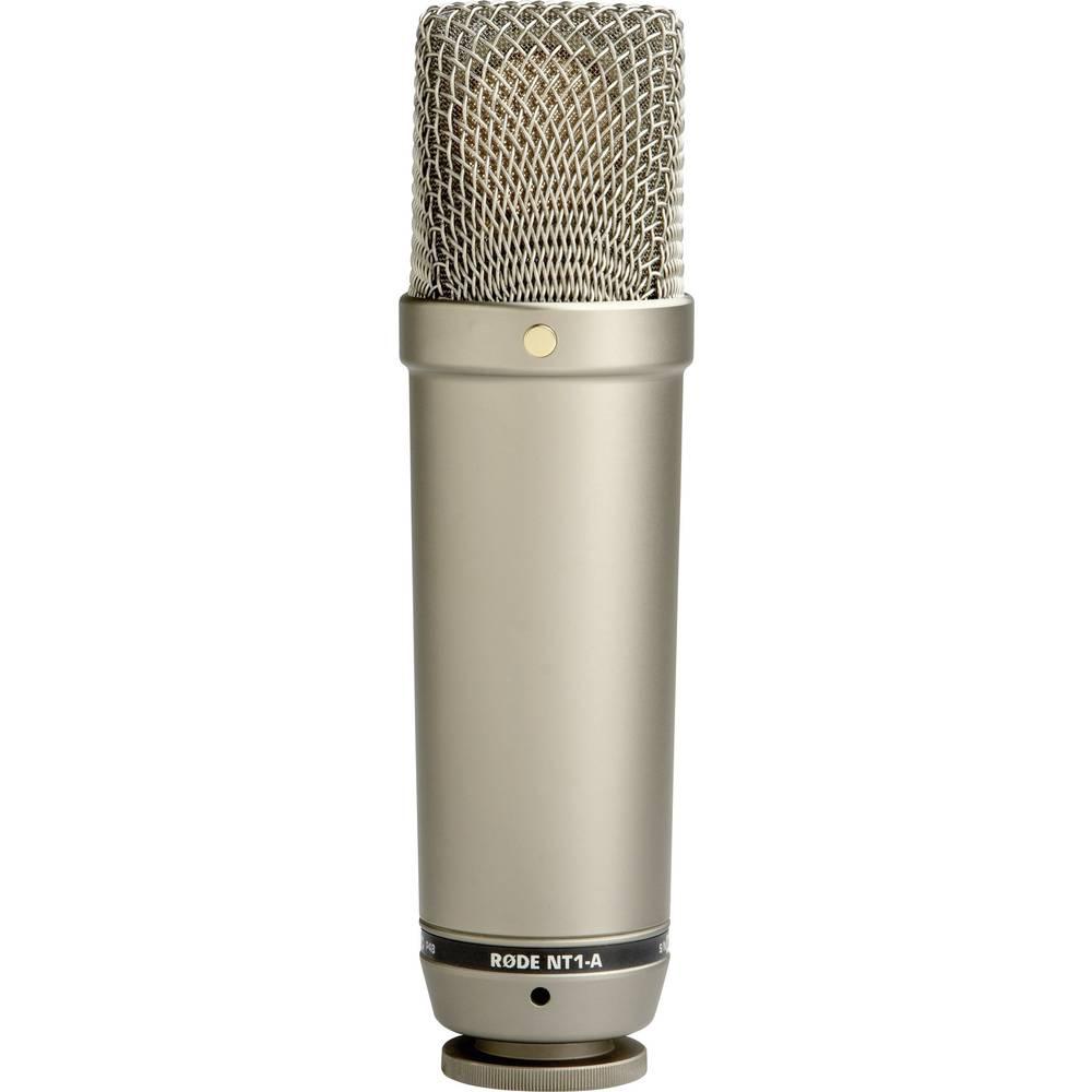 Komplet studijskega mikrofona Rode NT1-A Vocal Recording System 400.100.010 RODE Microphones