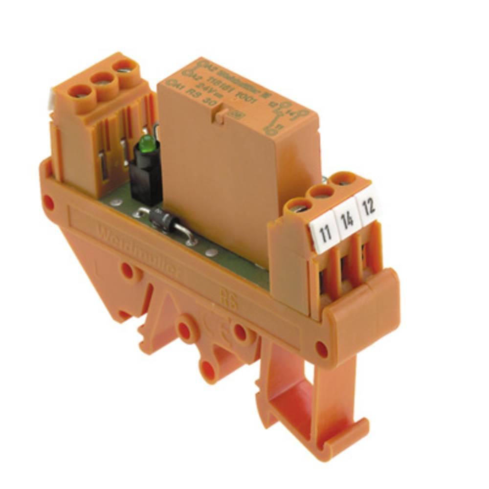 Relaisplatine (value.1292961) 10 stk Weidmüller RS 30 24VDC LD LP 1U 1 Wechsler (value.1345271)