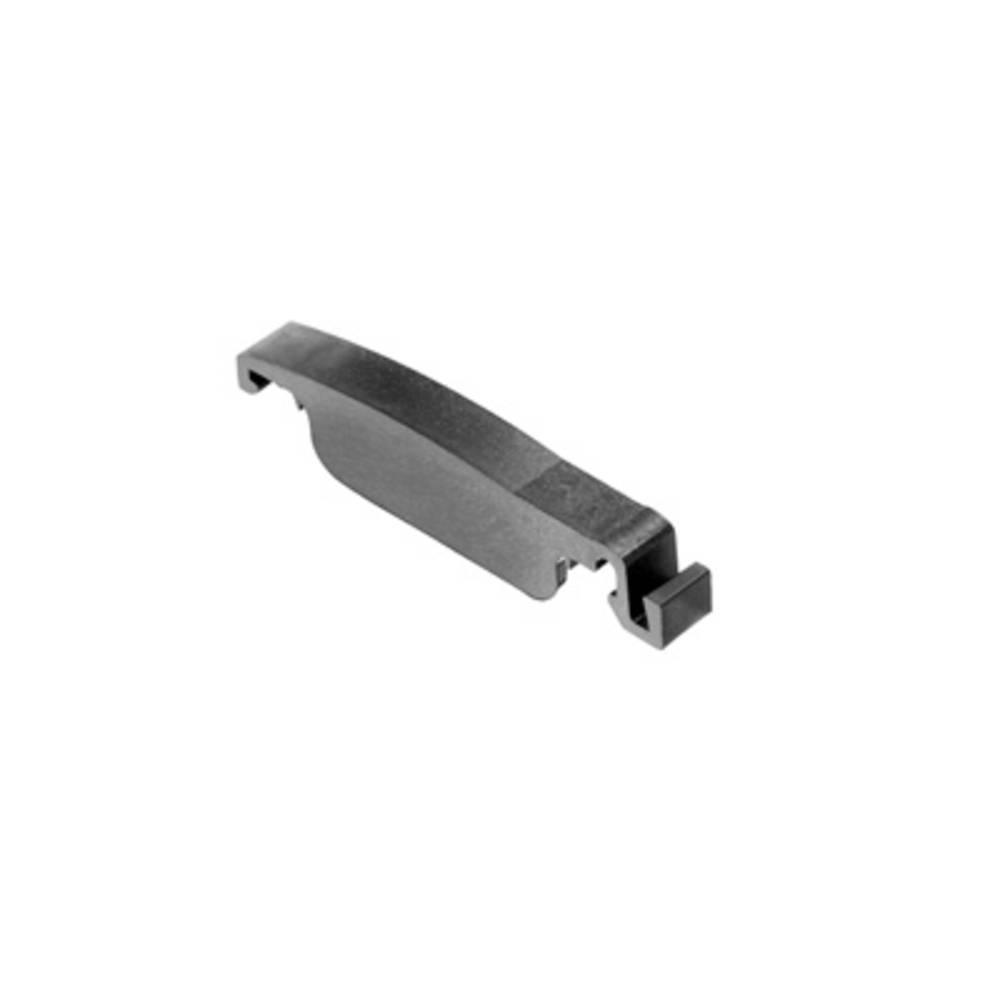 DIN-skinnekabinet endestykke Weidmüller CH20M BUS-AP RE TS 35X7.5 & 15 40.5 x 5.1 x 9.1 50 stk