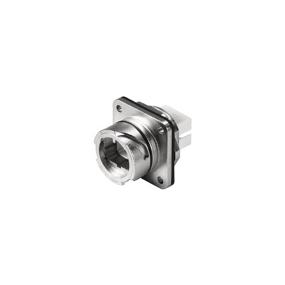 Priključek za optiko Weidmüller IE-BS-V01M-SCRJ-MM vtičnica