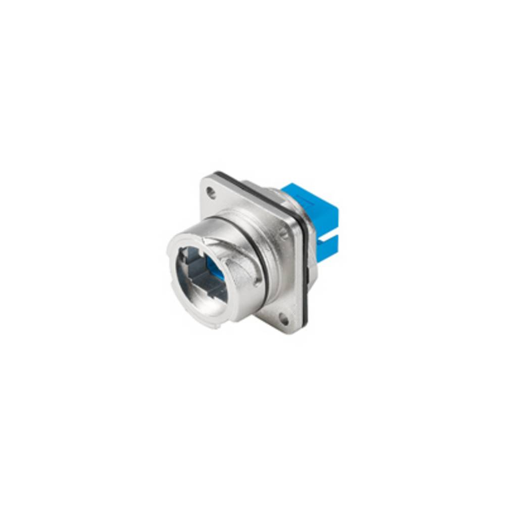Priključek za optiko Weidmüller IE-BS-V01M-SCRJ-SM vtičnica