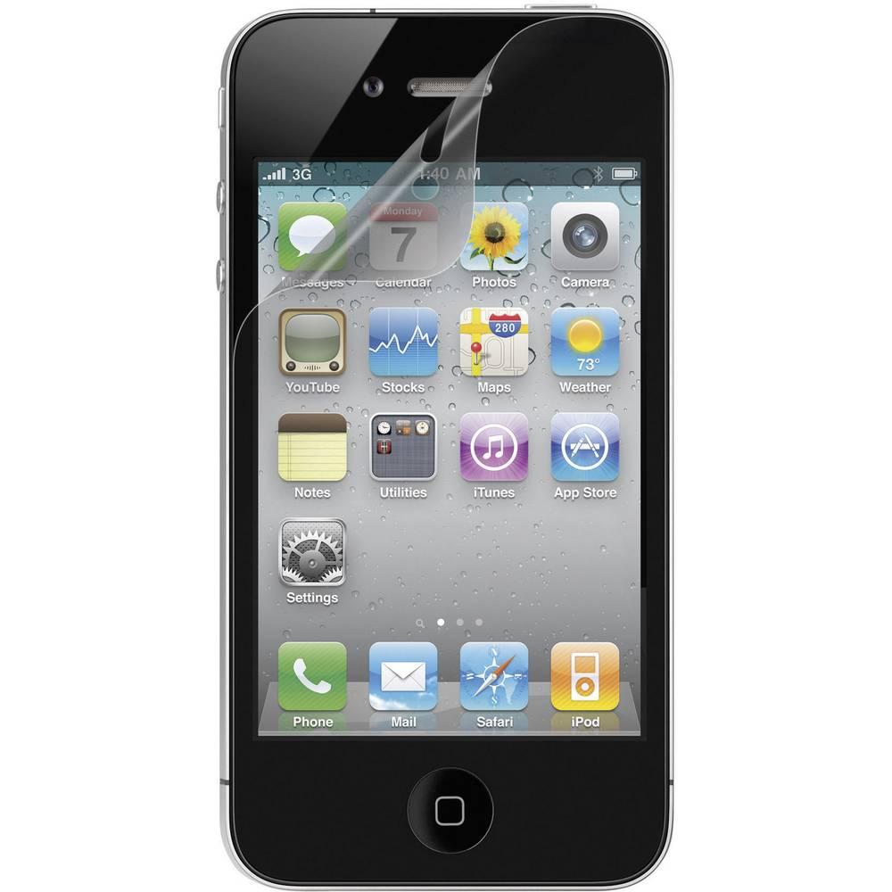 Zaščitna folija zaslona Conrad, primerna za Apple iPhone 4/4S