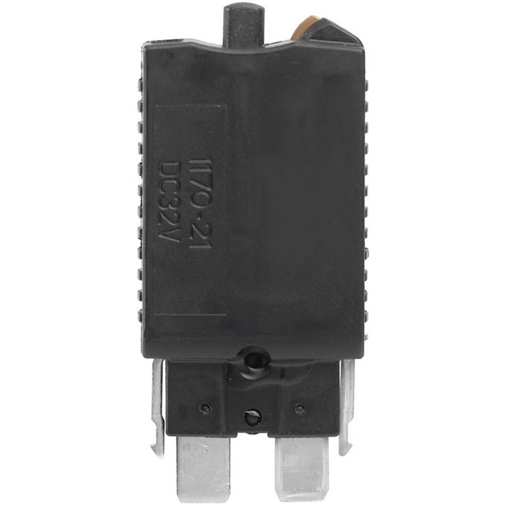 Standard fladsikring 0.6 A Sort Weidmüller ETA 1180 01 0.6A 1278920000 5 stk
