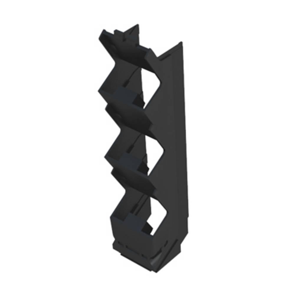 DIN-skinnekabinet sidedel Weidmüller CH20M22 S PPP BL 105.49 x 22.5 x 22.83 10 stk