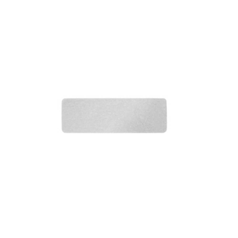 Makering af apparater Weidmüller CC-M 15/45 ST 1327740000 200 stk Antal markører 200 Sølv