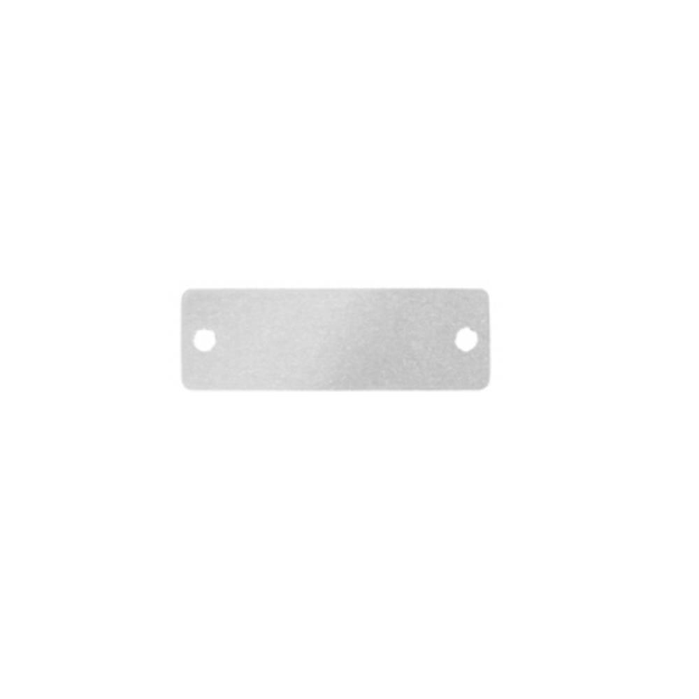 Makering af apparater Weidmüller CC-M 15/45 2X3 ST 1327920000 200 stk Antal markører 200 Sølv