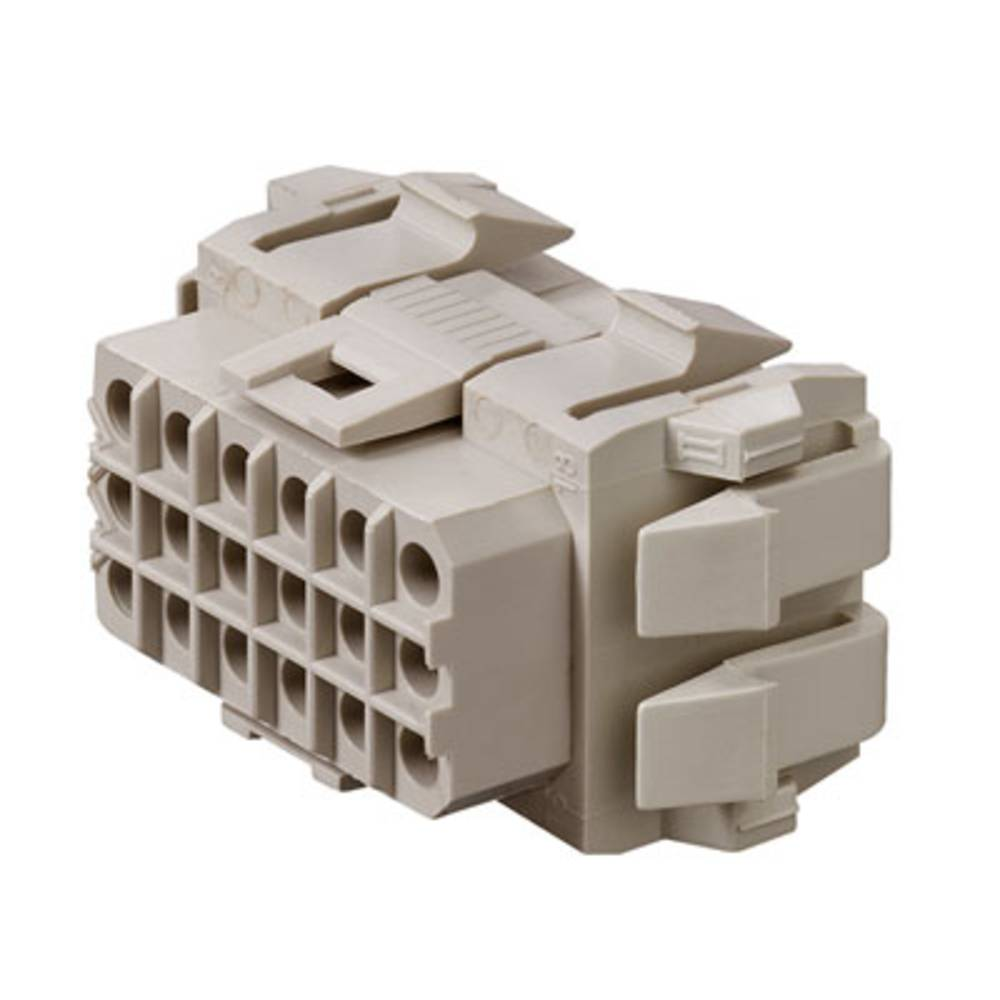Tilslutningskabinet-printplade RSV (value.1360531) Samlet antal poler 18 Weidmüller 1417000000 Rastermål: 5 mm 25 stk