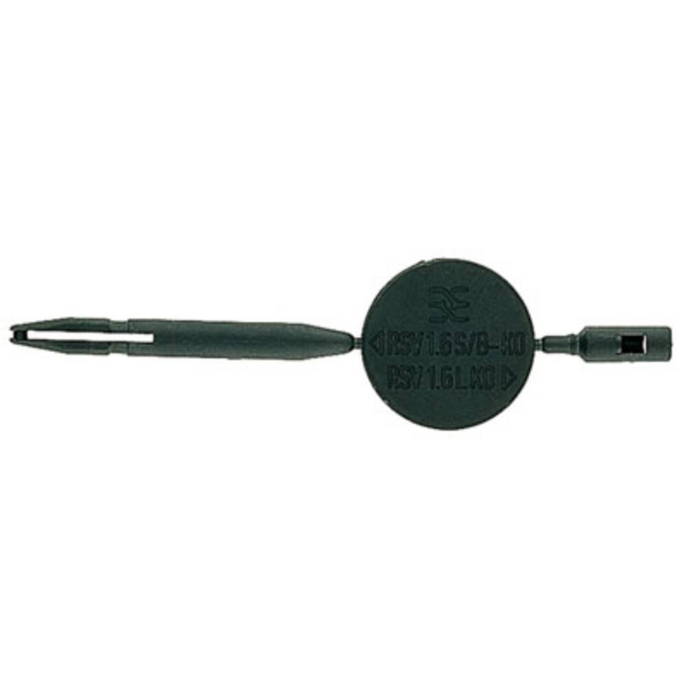 Konektor tiskanega vezja RSV1,6 KO Weidmüller vsebuje: 50 kosov
