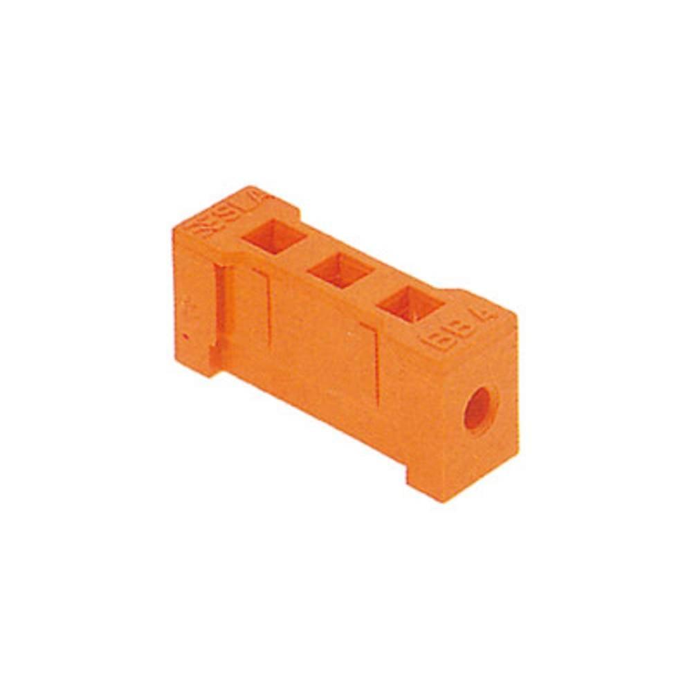 Konektor tiskanega vezja SLA BB4 OR Weidmüller vsebuje: 50 kosov