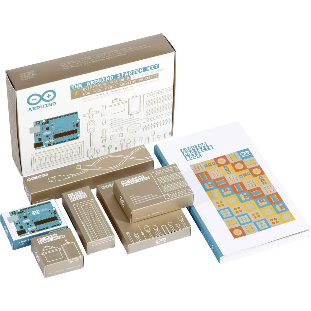 Arduino AG Začetni komplet Starter Kit (English)