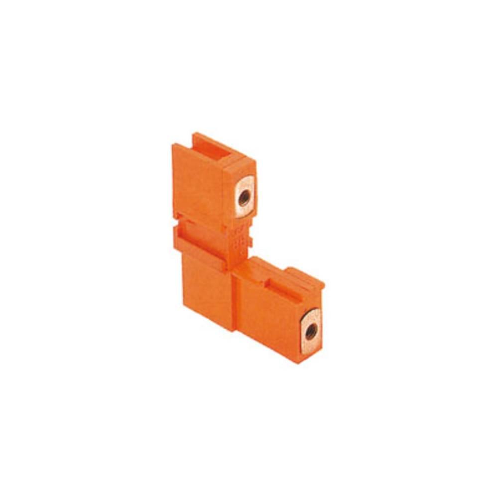 Konektor tiskanega vezja SLA BB14 OR Weidmüller vsebuje: 20 kosov