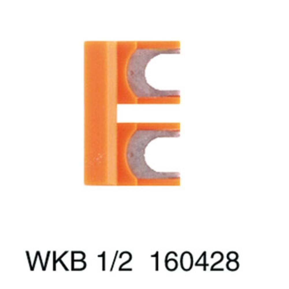 Cross-link skydere WKB 1/2 1604280000 Weidmüller 50 stk