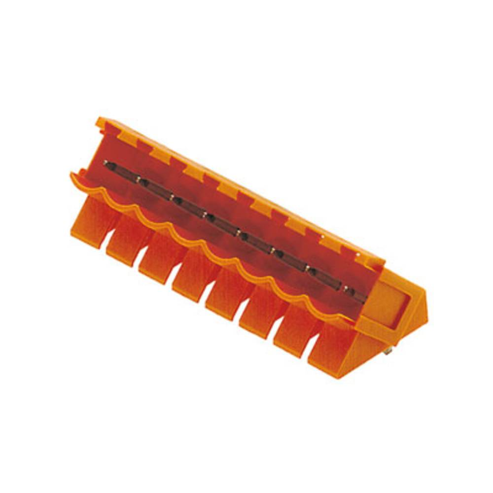 Stiftkabinet-printplade BL/SL 5.08 (value.1360563) Samlet antal poler 17 Weidmüller 1605680000 Rastermål: 5.08 mm 20 stk